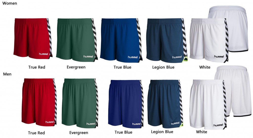 Stay Authentic Women's / Men's Poly Shorts