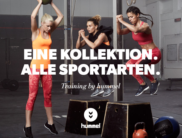 Hummel Training Kollektion
